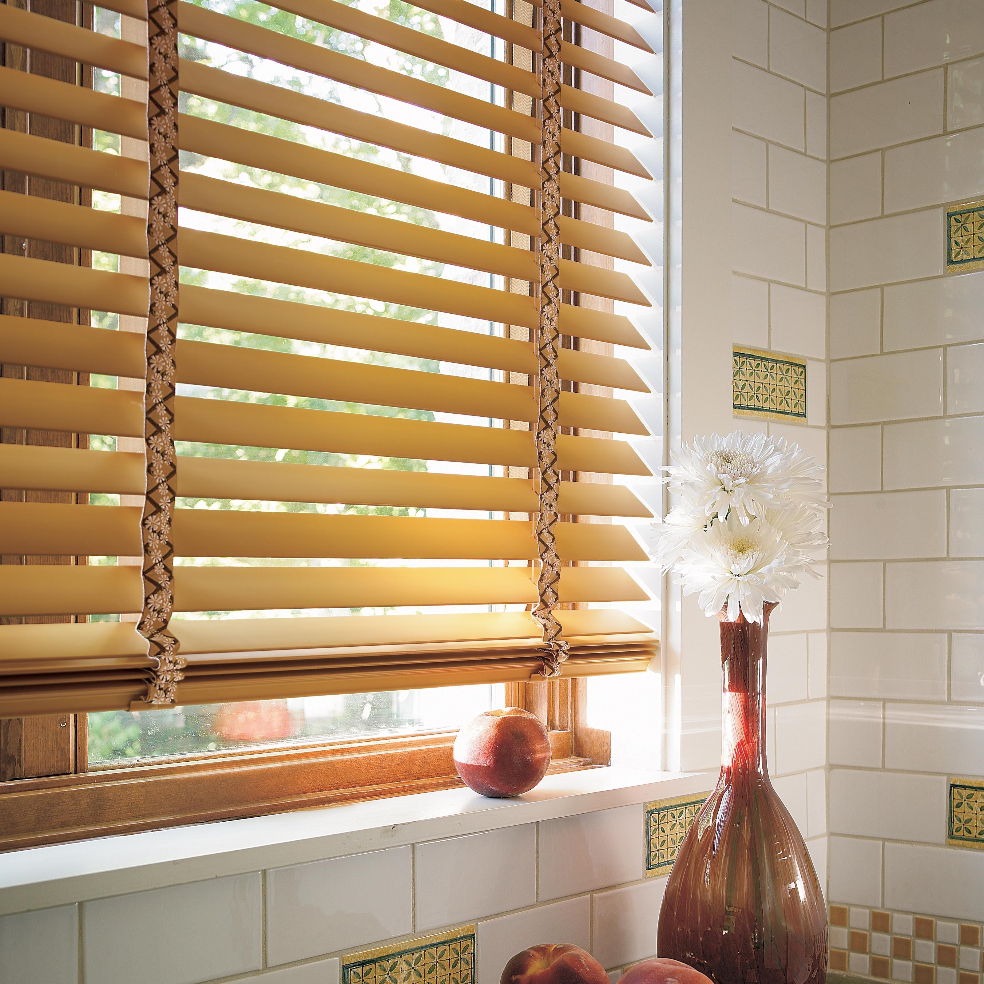 Wooden blinds with a difference - Best Closet Designs
