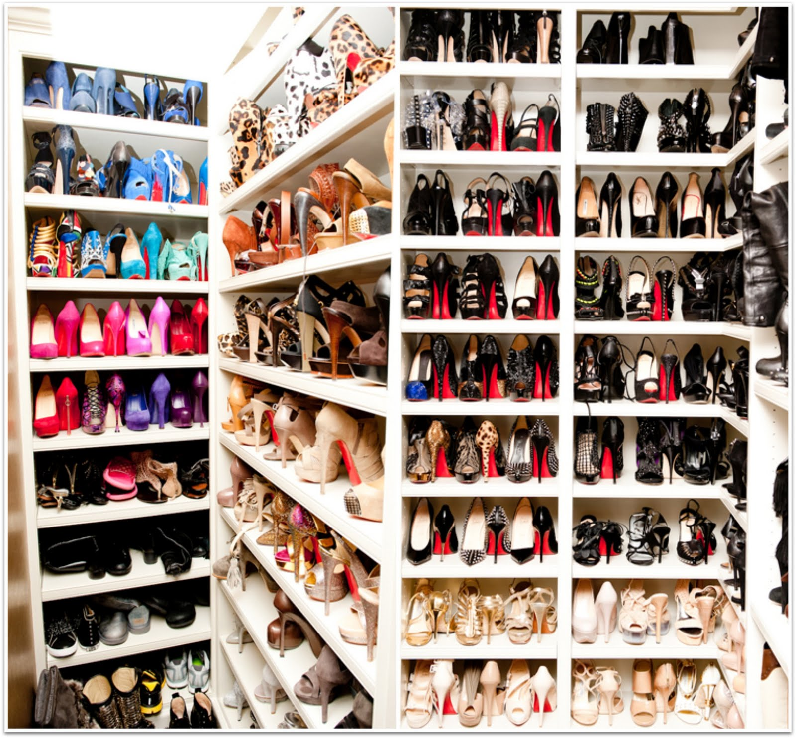 Awesome It Is A Good To Buy The Shoe Closets